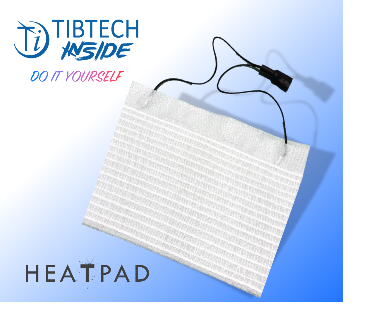 TIBTECH-inside: order samples of heat pad