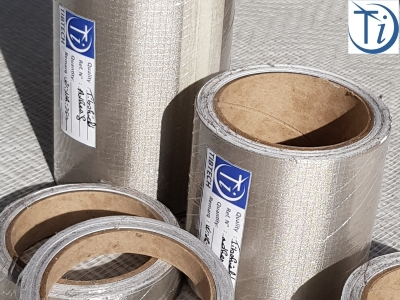 TIBTECH adhesive TIBSHIELD rolls E.M.Shielding tapes