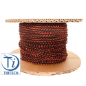 CONDUSTRETCH DUO: elastic ribbon with 2 conductive wires